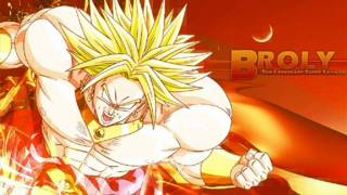 Dbz Broly The Legendary Super Saiyan soundtrack-The invisibles