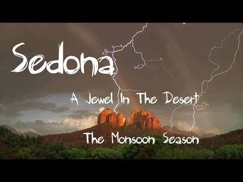 Sedona A Jewel In The Desert (Short film/Documentary)