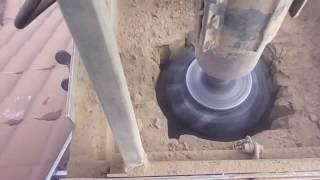 Frézovanie komína 1
