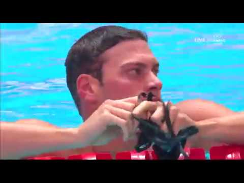 Simone Sabbioni 100m Backstroke Time Trial - FINA World Championships Gwangju 2019