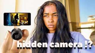 Download I found a hidden camera in my hotel room 😨 Mp3 and Videos