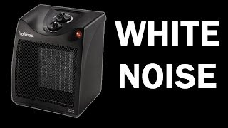 Space Heater White Noise, ASMR 10 hours, relaxing video, sleep aide, sound effect