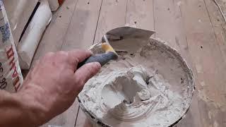 Одесса.Мой ремонт.Начало штукатурных работ.Кривое выравнивание стен.Гипсовая штукатурка.Инструмент.