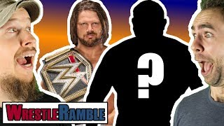 Who Should Face AJ Styles At SummerSlam? WWE SmackDown LIVE, July 17, 2018 Review   WrestleRamble