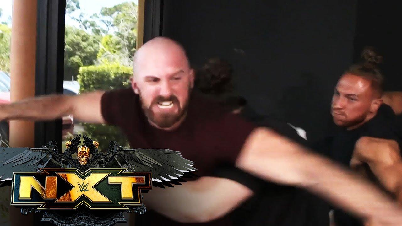 Big Brawl Erupts Before Tonight's NXT