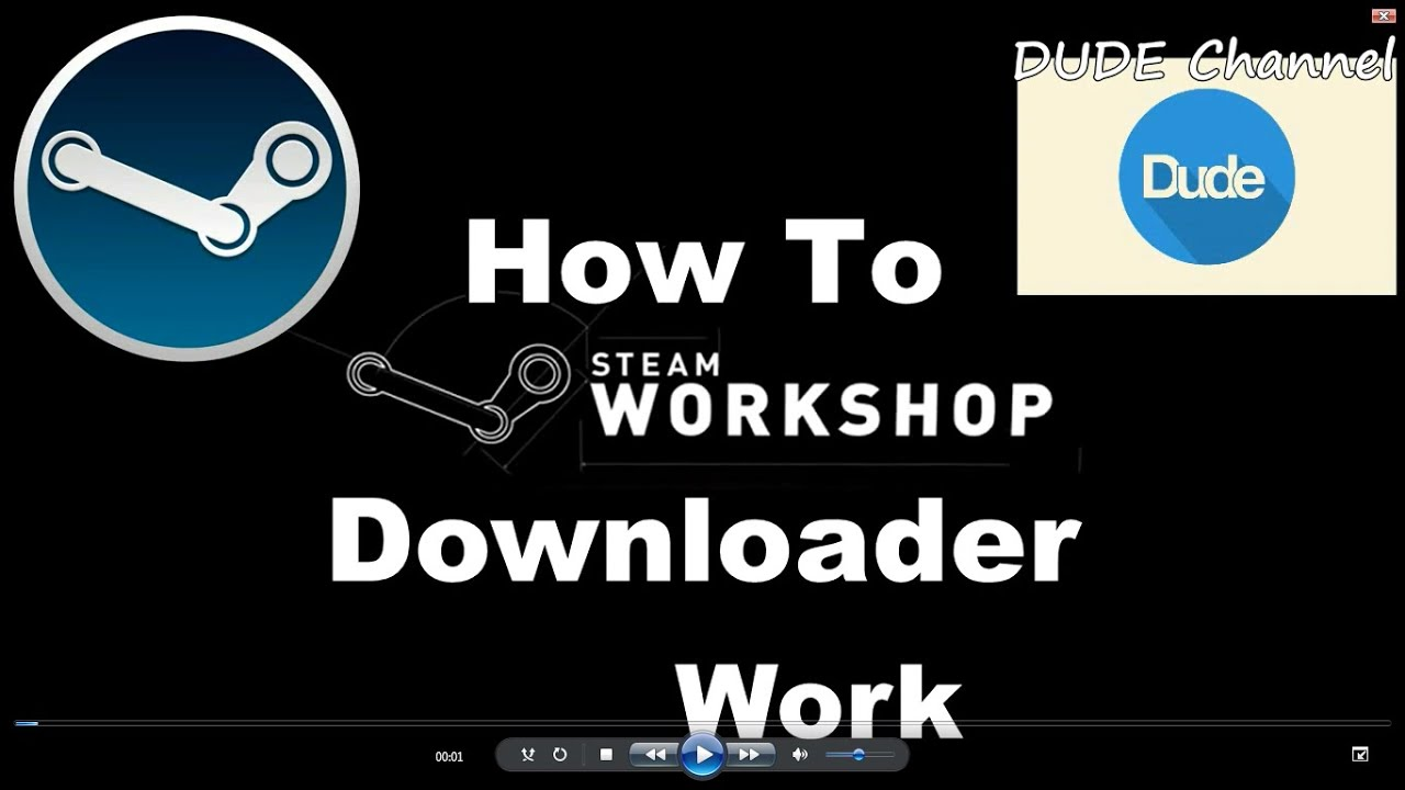 How To Download Mods Using Steam workshop Downloader Free / 2016