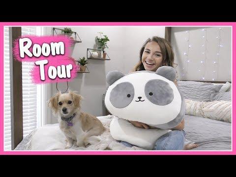 KAYLA'S ROOM TOUR! | Newly Redecorated | Kayla Davis