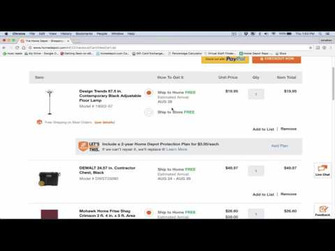 How To Check Quantity At Home Depot In Real-Time