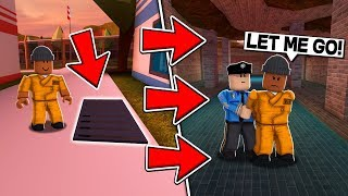 *NEW* SEWER ESCAPE UPDATE!! | Roblox Jailbreak