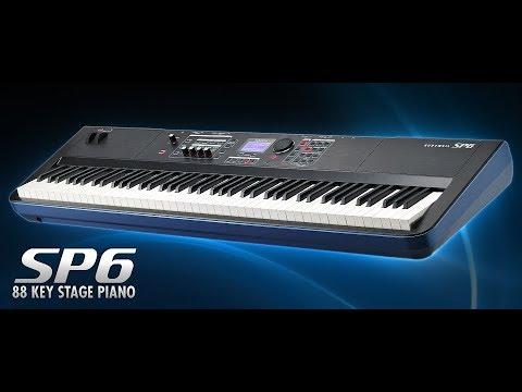 Kurzweil SP6 - Review / Overview / Demo