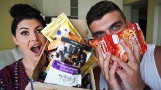 Isprobavanje arapskih slatkiša + GIVEAWAY ❤ SabrinaTubic