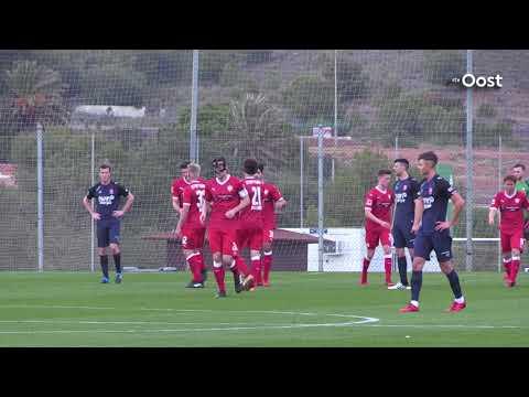 FC Twente verliest in Spanje oefenduel van VfB Stuttgart