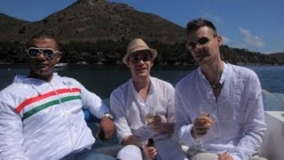 Смотреть клип Jose De Rico & Henry Mendez Ft. Jay Santos - Noche De Estrellas