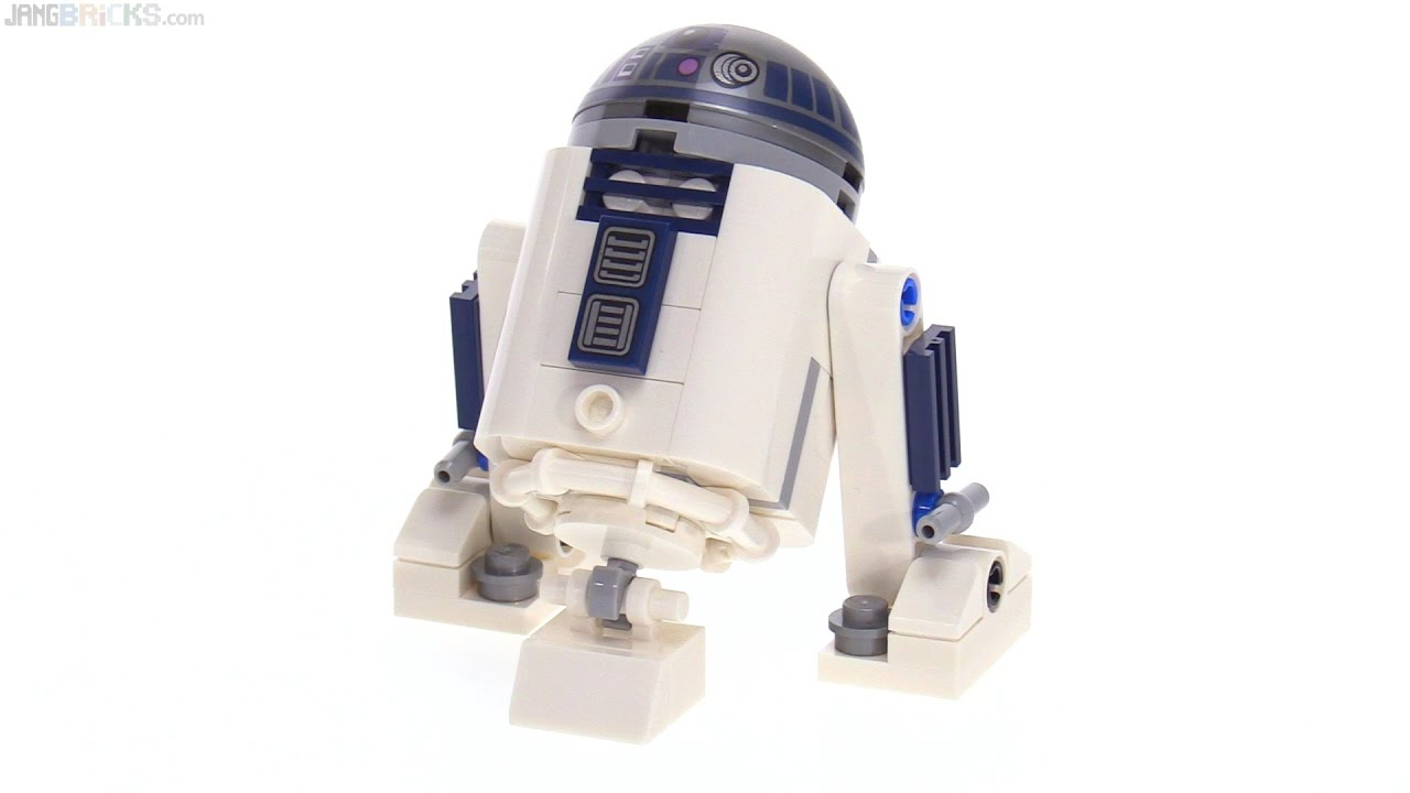 Lego star wars 2017 promotional r2 d2 review 30611 youtube - Lego starwars r2d2 ...