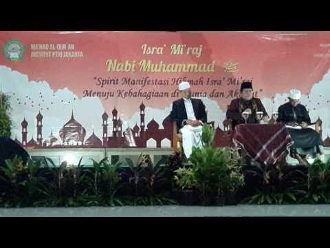 Qori Internasional H. Muhammad Ali, Haflah Tilawah & Isra' Mi'raj @PTIQ Jakarta
