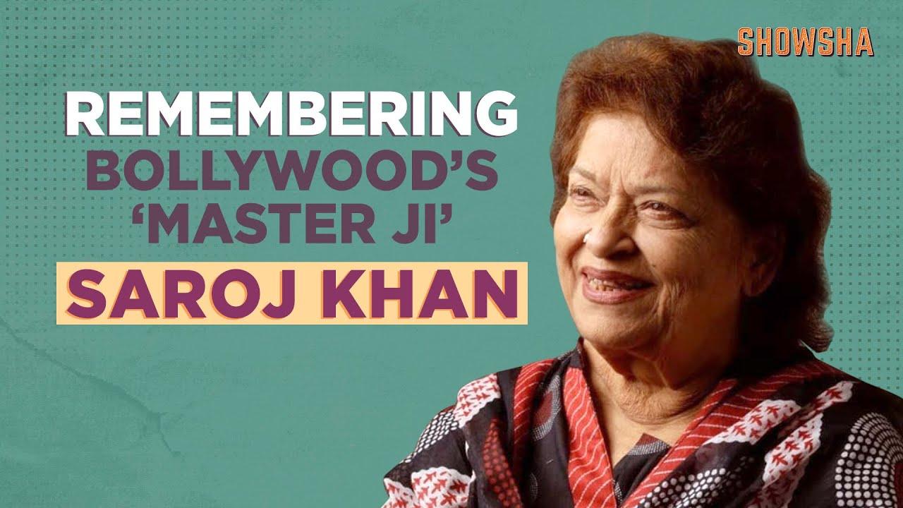 Saroj Khan Was Happy Mentoring Newcomers Sara Ali Khan and Ananya Panday