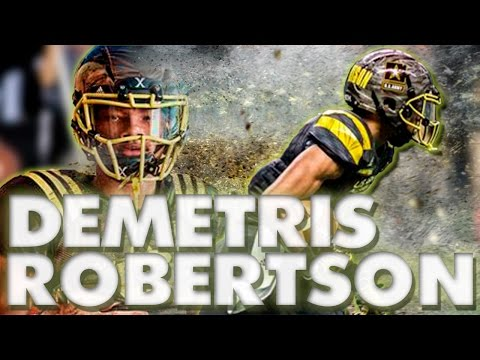Demetris Robertson | Savannah Christian Prep | WR | Senior | U.S. Army All-American Bowl