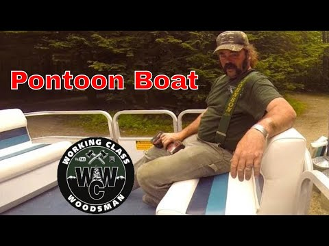 Replacing Seats in a Pontoon Boat (The Kon-Tiki)