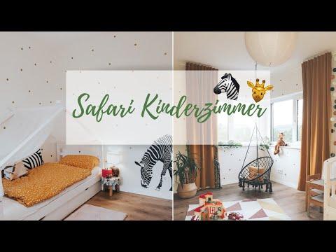 safari-kinderzimmer🦓🦒|-vlog---renovierung-&-reaktion|-kidsroom-teil-2|-die-siwuchins