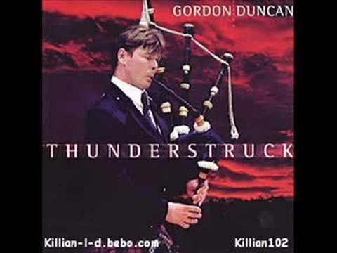 Thunderstruck-Gordon Duncan