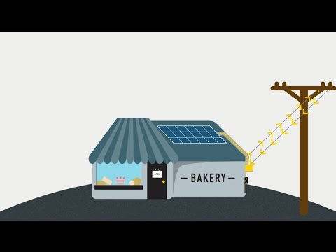 How to Connect to Solar - Business