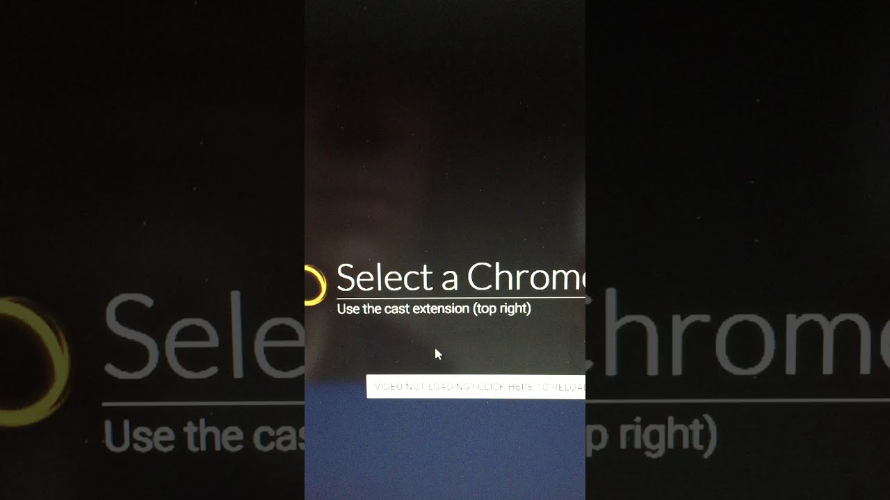 Demo of Playing DVD on Chromecast
