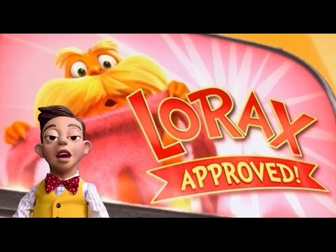 The Mine Song but it's Lorax Approved!