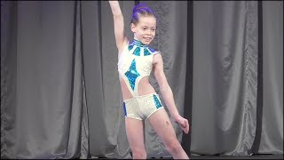 Republic Championship Pole Dance Kids 2017