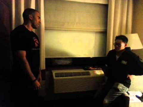 Training And Fight Choreography With JOEY ANSAH