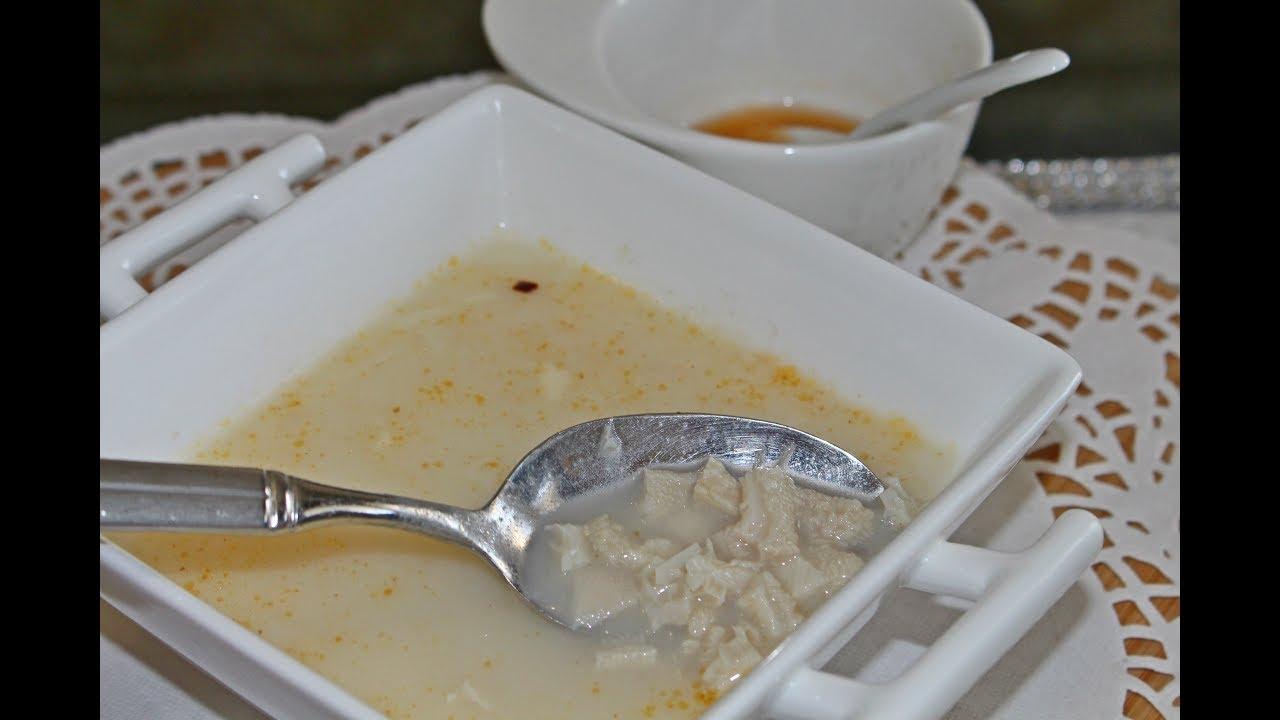 İşkembe Çorbasının Yanına Ne Gider