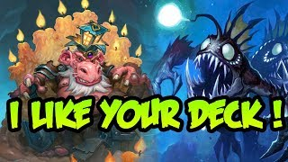 HEARTHSTONE GOES WILD #11: KING TOGWAGGLE MILL