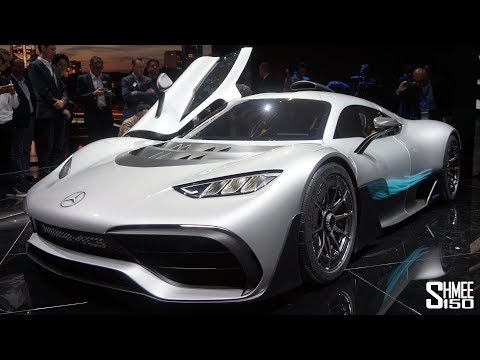 THIS is the Mercedes-AMG PROJECT ONE!