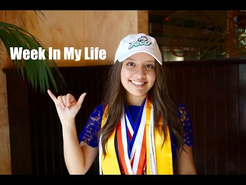 A Week In My Life: FGCU Student