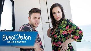 Luca Hänni aus der Schweiz | Speeddate | Eurovision Song Contest