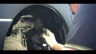 Citroen Jumpy шумоизоляция (жидкие подкрылки)