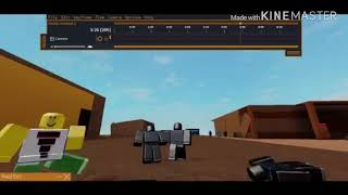 The killer in roblox the war part 3/6 behind the scenes