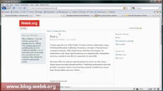 breadcrumbs thesis wordpress tutorial