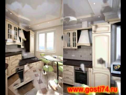 Квартира посуточно в Челябинске ул.Российская 218