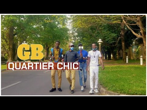 GB: QUARTiER CHIC de KINSHASA(1)   Congo kinshasa Vlog 2021
