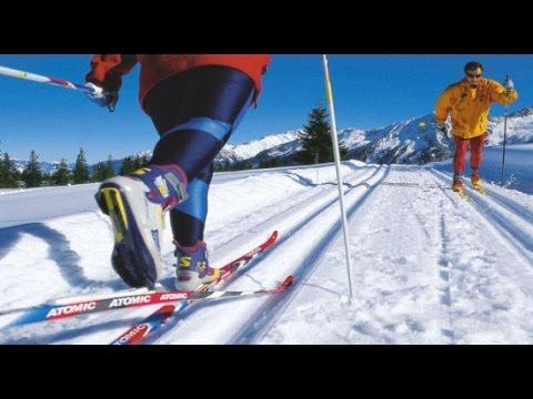 Как ПРАВИЛЬНО КАТАТЬСЯ НА ЛЫЖАХ.  Техника, способы передвижения на лыжах