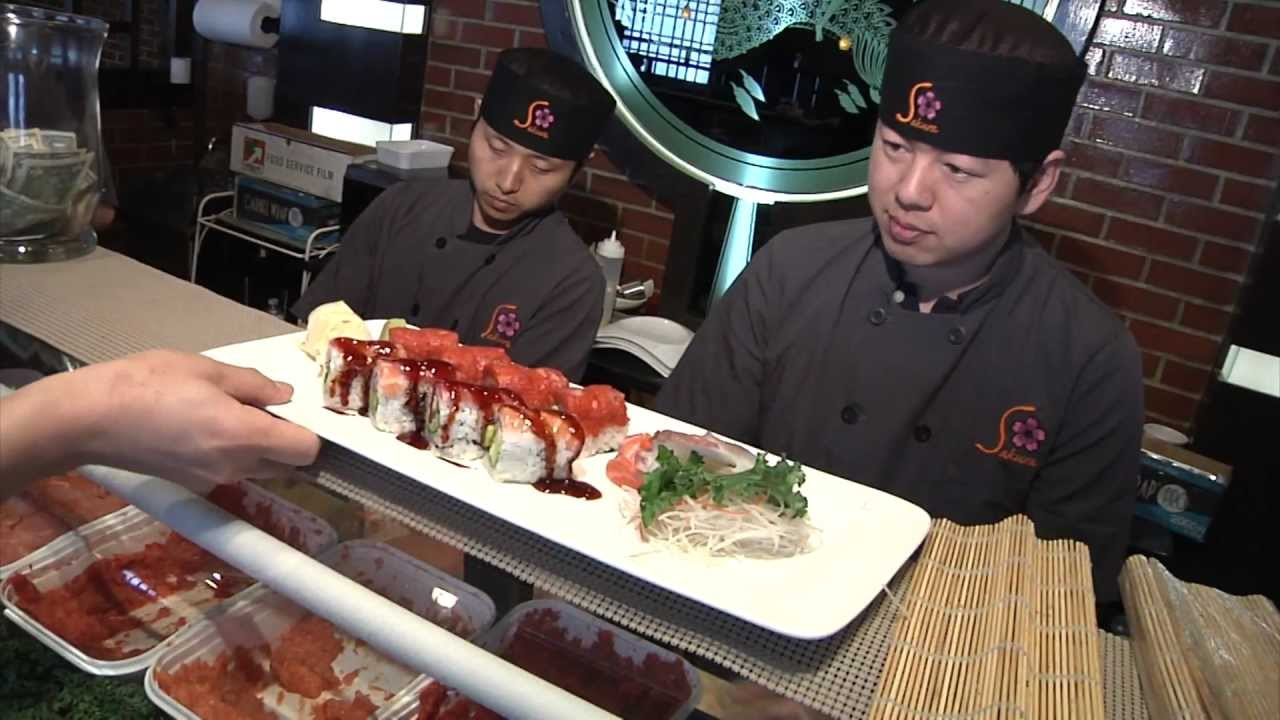 Sakura Japanese Restaurant Bensalem Pa