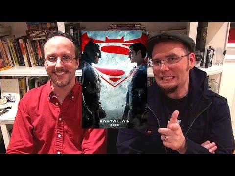 Batman V Superman: Dawn of Justice - Sibling Rivalry