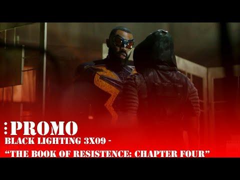 """Black Lightning • Promo Do Episódio 3x9 - """"The Book Of Resistente: Chapter Four"""" - Legendado"""