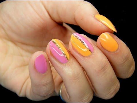 Tricolor // Nails Revolutions by Alicja Fik