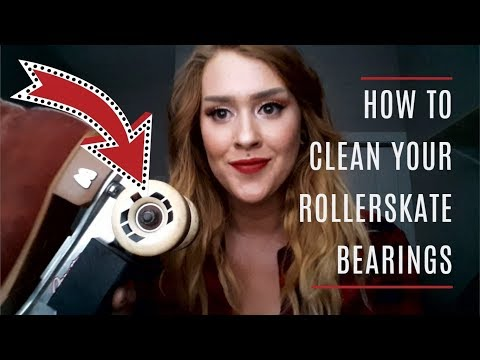 How To Clean Your Rollerskate Bearings