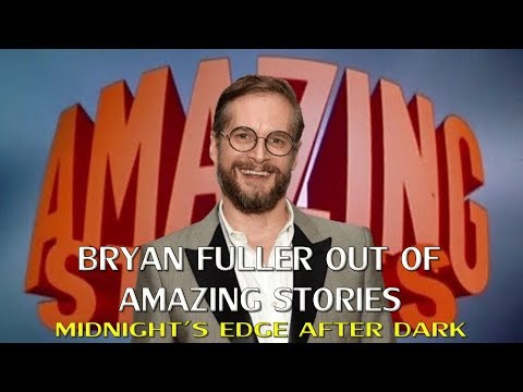 Bryan Fuller Exits Amazing Stories