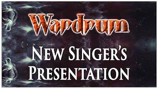 WARDRUM  - New Singer's Presentation