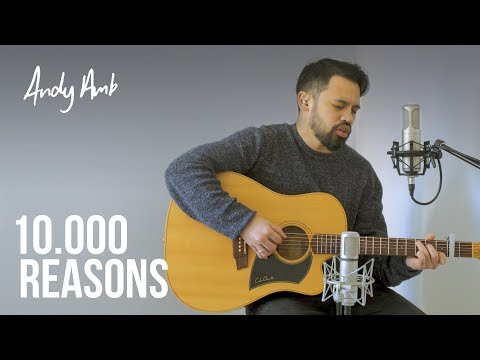 10,000 Reasons (Cover) By Andy Ambarita