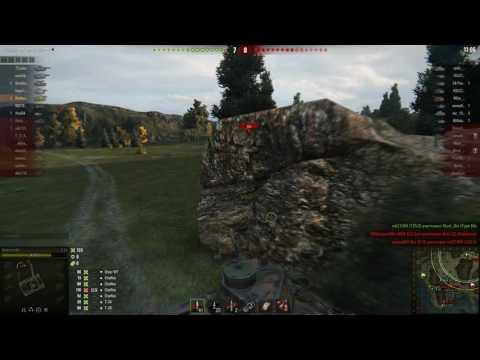 T-34, Оськин, 7фрагов, с 7лвл, основной кал 2222 урона)
