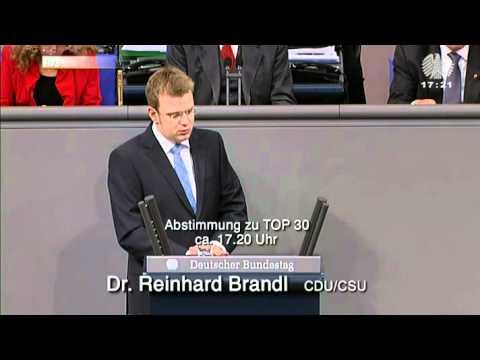 Plenarrede im Deutschen Bundestag zur 2./3. Lesung des Wehrrechtsänderungsgesetzes 2011